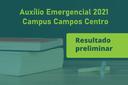 Assistência Estudantil divulga resultado preliminar de auxílio emergencial