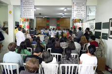 O evento contou com o apoio de vários parceiros do IFF (Foto: Comunicação Social)