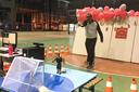 Robô Simulador de Handebol