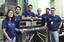 Alunos desenvolvem sistema e miram construir as catracas do IFF Campos Centro