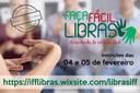 Curso Faça Fácil Libras 2020 oferece 50 vagas