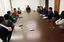 Reunião define espaço para soluções tecnológicas na Feira de Oportunidades e 7ª Mostre-se