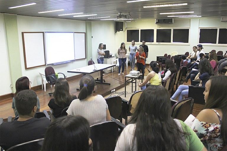 I Seminário de Apoio e Desenvolvimento Acadêmico