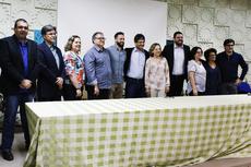 Gestores das instituições de ensino superior de Campos se reuniram para mostrar como serão os dois eventos. (Foto: Letícia Cunha)