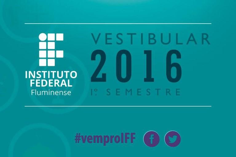 Vestibular 2016