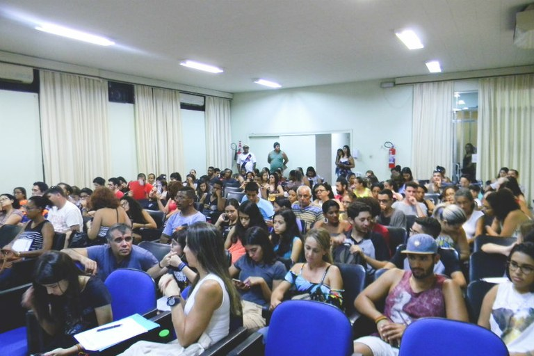 Ingresso em cursos técnicos 2018