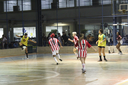 Jogos de futsal e vôlei animaram o campus.