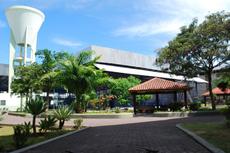 Por prevenção, as atividades presenciais no campus voltam a ser interrompidas (Divulgação)