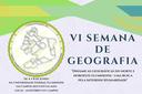 VI Semana de Geografia da UFF