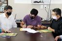 IFF Campos Centro e Prefeitura de Campos fazem termo de cooperação técnica