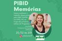 Pibib IFF Arte faz projeto para contar as realizações do programa pelo Brasil