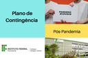 Plano de Contingência do IFF Campos Centro para retomada das atividades presenciais