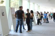 A I Mostra aconteceu no campus Campos Centro do IFF no dia 28 de junho (Foto: Diomarcelo Pessanha/Núcleo de Imagens)