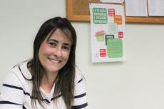 Fernanda permanecerá uma semana fazendo o curso oferecido pelo Ministério da Educação e Formação da Espanha.