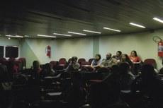 O curso aconteceu no Auditório Reginaldo Rangel.