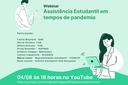 Webinar em tempos de pandemia vai tirar dúvidas de alunos do IFF Campos Centro