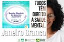 Janeiro Branco se dedica a debater a saúde mental