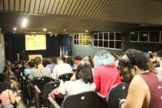 A realização do evento foi uma construção coletiva de Centros Acadêmicos do campus.