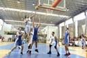 Sábado com rodada dos jogos semifinais nas modalidades basquete e handebol