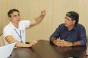 O secretário Pedro Fernandes disse que está buscando parcerias pelo estado.