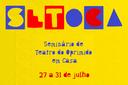 Seminário de Teatro do Oprimido acontece de 27 a 31 de julho
