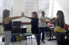 Servidores da Coordenação de Extensão participam de atividade