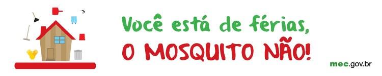 Banner contra a Dengue
