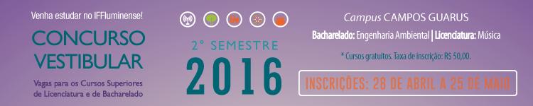 Banner Vestibular 2016.2