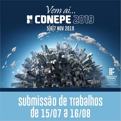 05 a 07/11/2019 - Conepe 2019