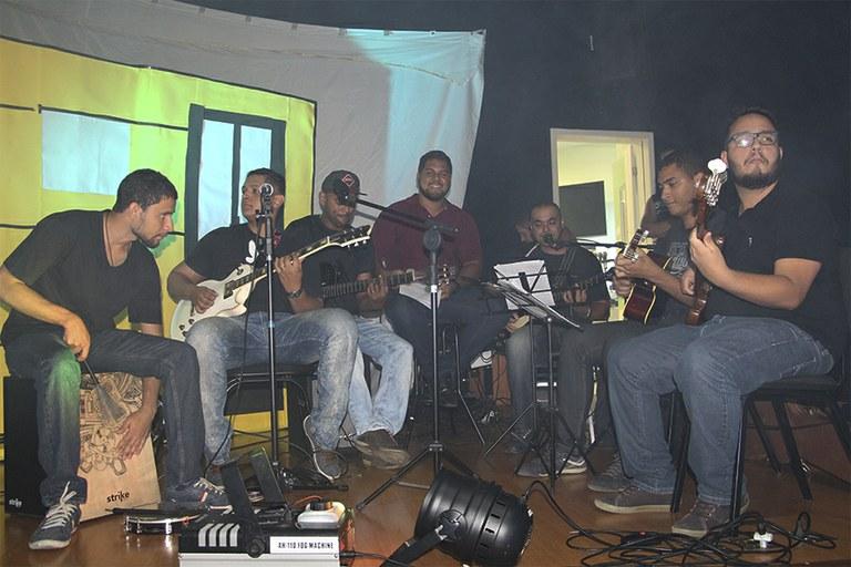 Curso de Licenciatura em Música realiza 3.ª edição do projeto Sala de Música