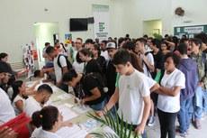 O congresso conta com 1600 inscritos