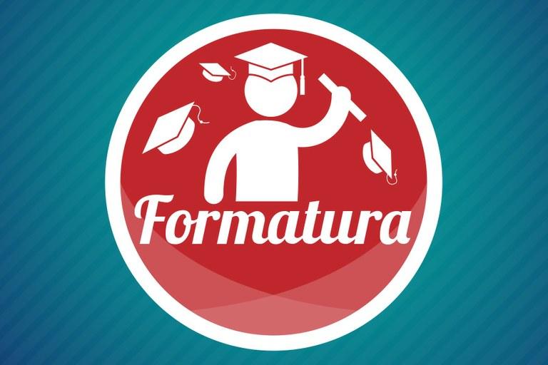 Formatura das turmas do 2º semestre de 2016 do Campus Guarus