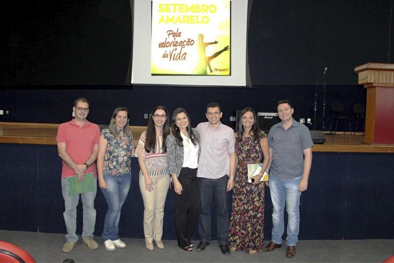 Campus Guarus promove palestra sobre suicídio