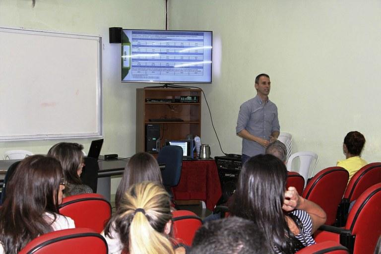 Campus Guarus recebe reunião do Plano de Desenvolvimento Institucional