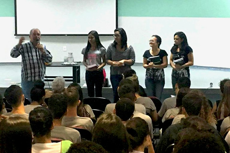 Campus Guarus se destaca na XVIII Jornada Jovens Talentos
