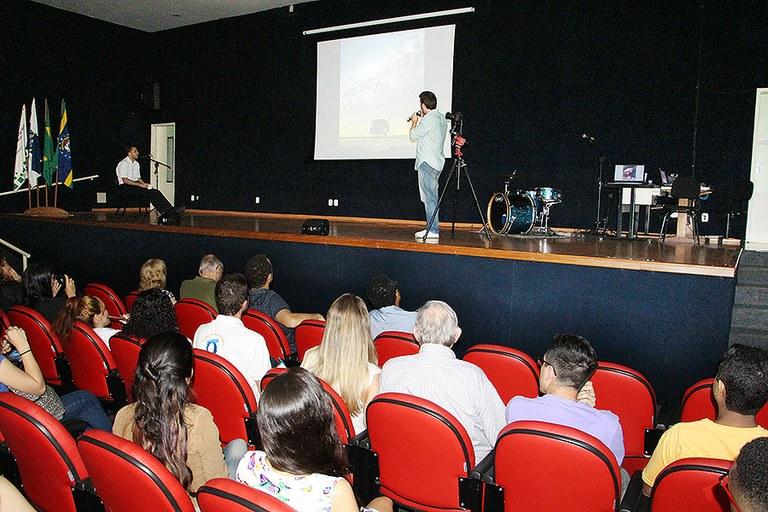 Campus Guarus sedia 10.º Encontro Internacional de Astronomia e Astronáutica