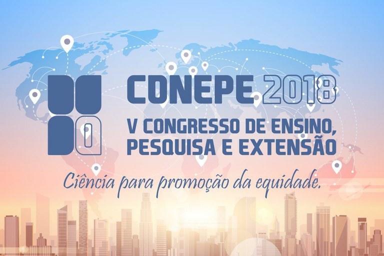 Conepe 2018 discute Ciência para promoção da equidade