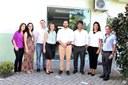 Diretor de Desenvolvimento da Rede Federal visita o Polo de Inovação e o Campus Guarus
