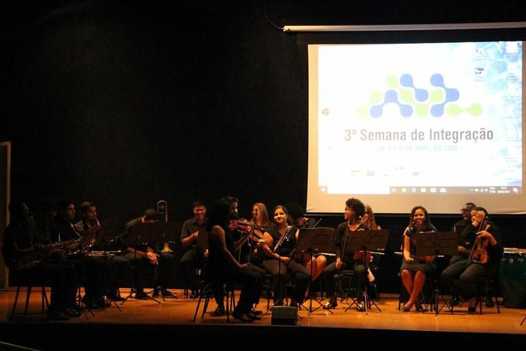 Estudantes do Campus Guarus participam da 3º Semana de Integração
