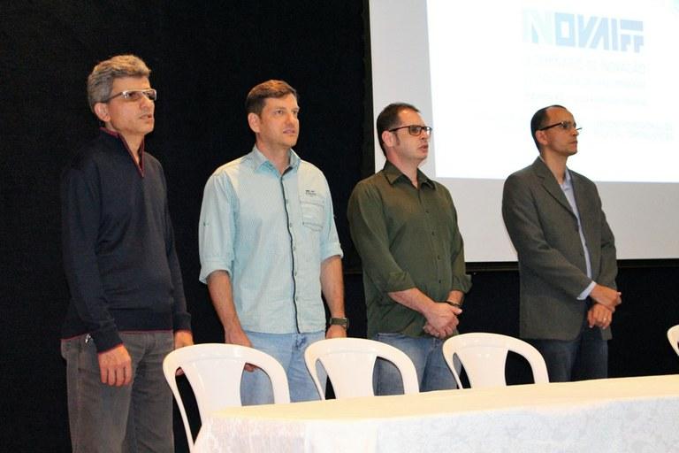 Evento de Inovação, Empreendedorismo e Automobilismo é aberto oficialmente no Campus Guarus