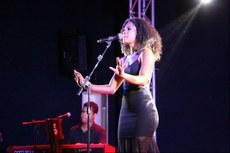 Show de samba aconteceu no Campus Campos Guarus.