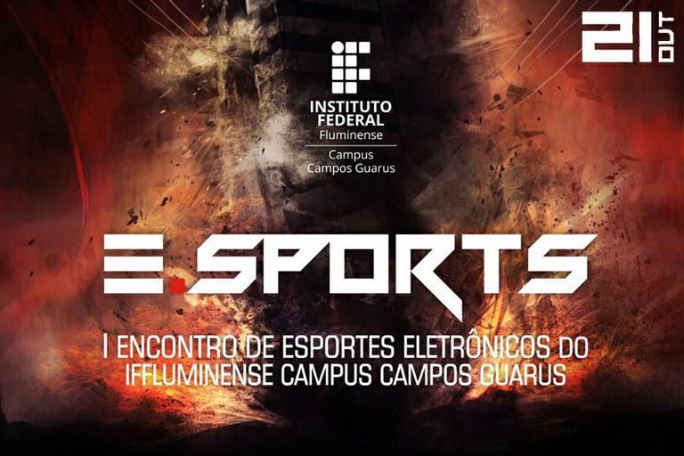 Campus Campos Guarus promove I Encontro de Esportes Eletrônicos