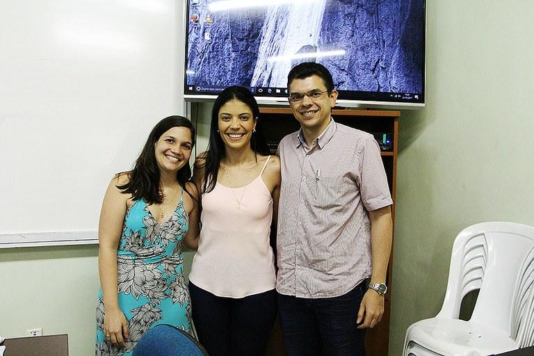 IFF Campus Campos Guarus realiza palestra sobre a prevenção do Câncer de Mama