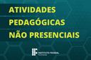 IFF GUARUS INICIA AS ATIVIDADES PEGAGÓGICAS NÃO PRESENCIAIS (APNP) NA PRÓXIMA SEGUNDA-FEIRA, DIA 28 DE SETEMBRO