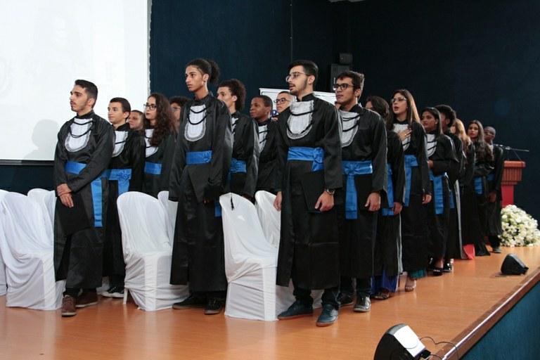 IFF Guarus realiza Formatura dos Cursos Técnicos e Superior