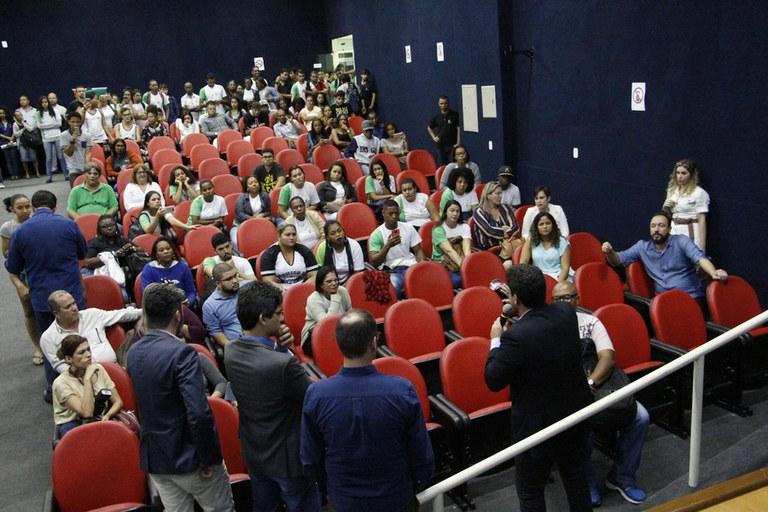IFF realiza aula inaugural dos cursos da EJA FIC
