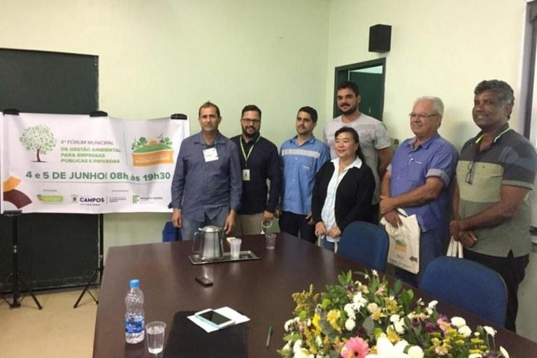 IFF realiza o 4° Fórum Municipal de Gestão Ambiental e a 1° Feira Municipal de Sustentabilidade