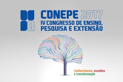 Inscrições abertas para o IV Conepe 2017
