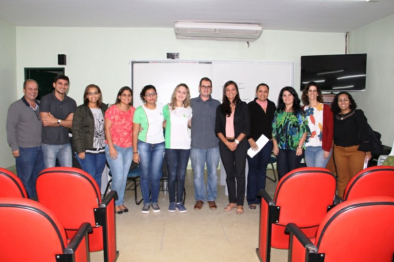 Novos conselheiros tomam posse no Campus Guarus