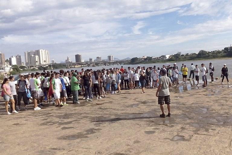 Projeto Capivara promove a Caminhada Ambiental 2017